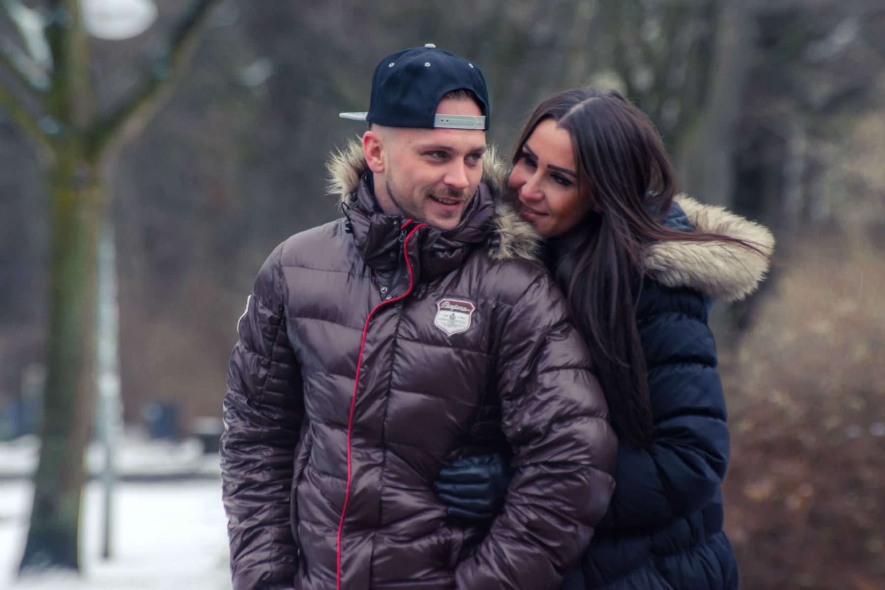 Kristina und Piotr